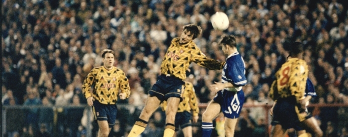 Arsenal Millwall 1992