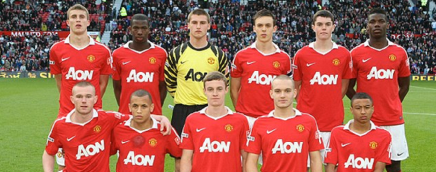 Where are Paul Pogba's fellow Manchester United youth team starsnow?