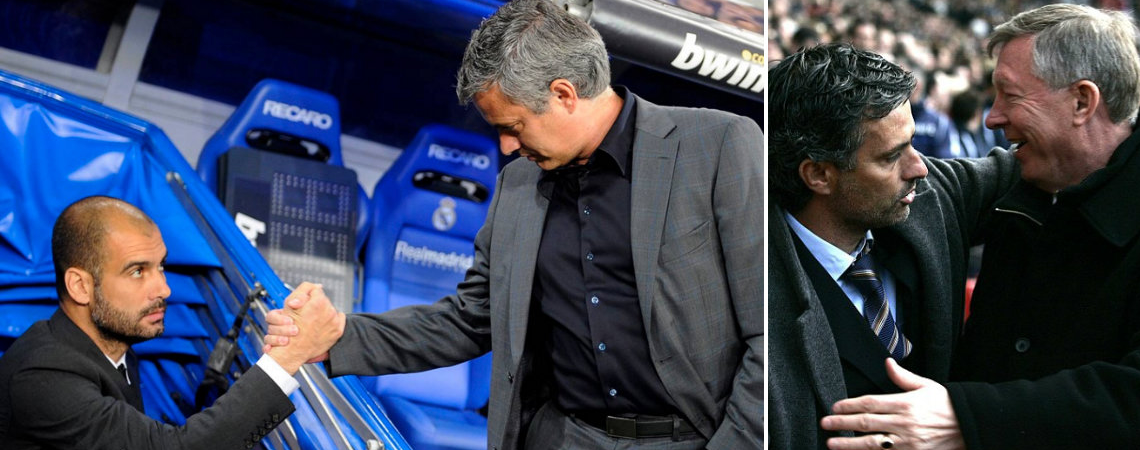 Football Shirt Collective7 Jose Mourinho Quotes That Will