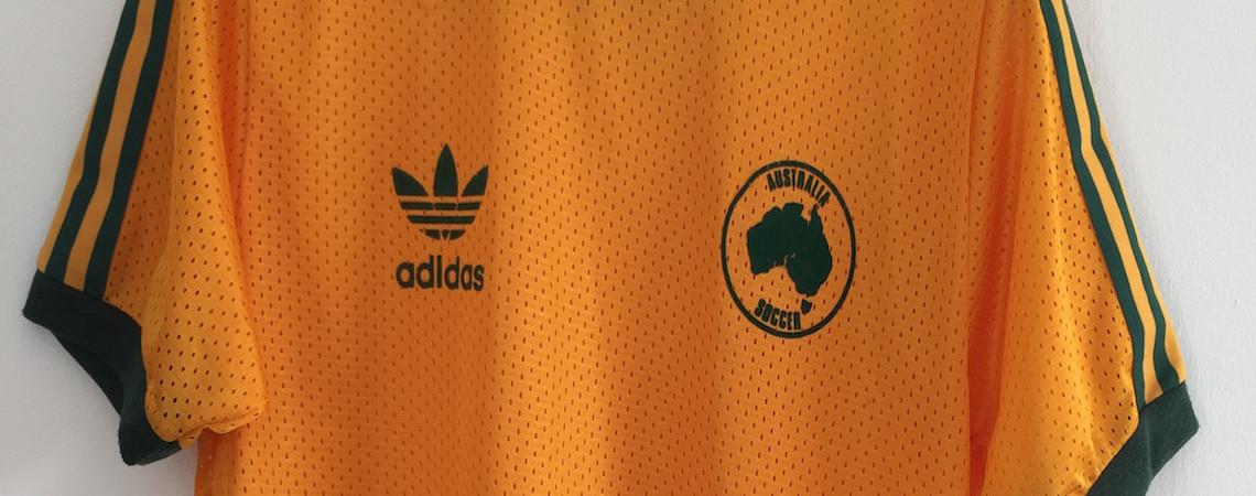 Vintage Australia football shirt