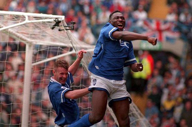 Daniel Amokachi Everton