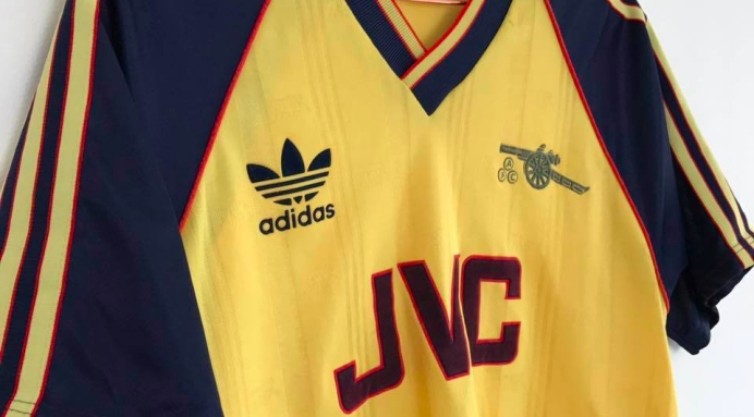 1989 Arsenal shirt