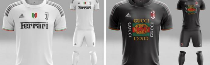 AC Milan concept kits